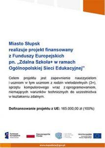 Projekt Miasta Słupsk