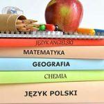 Obrazek zawiarający podręczniki szkolne