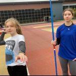 Słupska Olimpiada Młodzieży oszczep